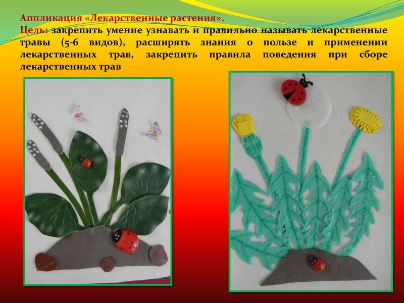Цветочный калейдоскоп. Слайд 4