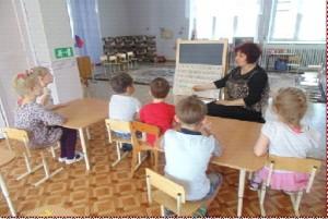 подготовка к обучению грамоте